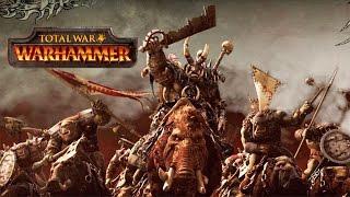 Total War: Warhammer - Трейлер кампании за Орков
