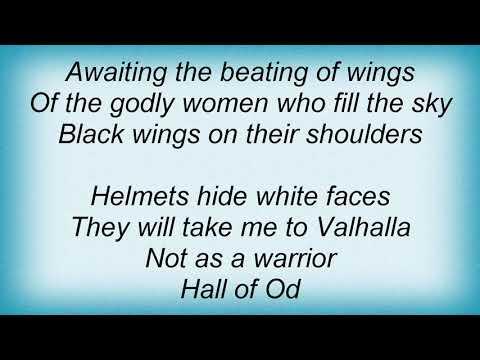 Solefald - Crater Of The Valkyries Lyrics
