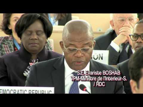 L'expérience de la République Démocratique de Congo sur la gestion des réfugiés