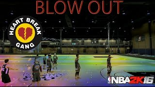 NBA 2K16 XBOX ONE PRO-AM MODE I TRYNNA GET A DUB I Ep 2