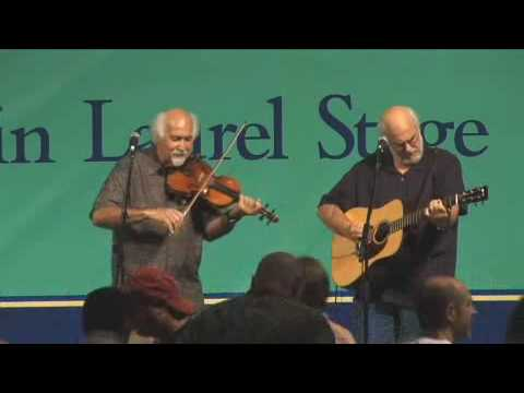 Cajun fiddler Michael Doucet performs with David Doucet ...