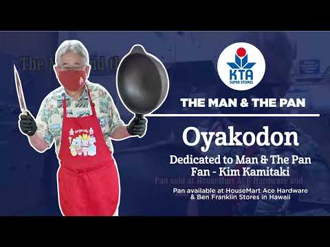 The Man & The Pan - Oyakodon