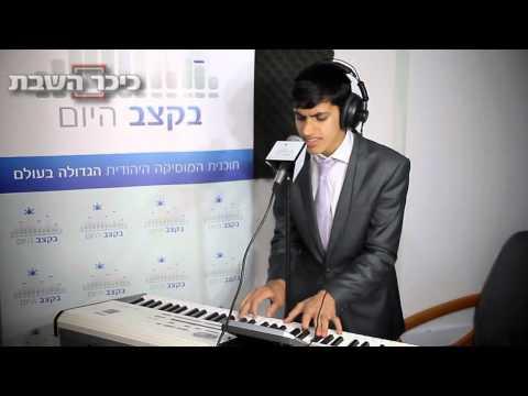 Meydad Tasa Sings On Radio Beketzev Hayom
