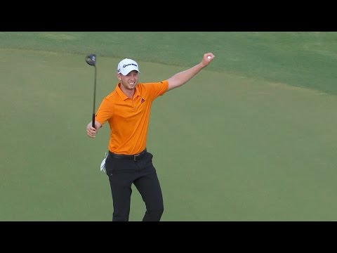Daniel Berger fires a 3-under 67 to win the FedEx St. Jude