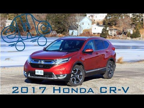 2017 Honda CR-V Video Review