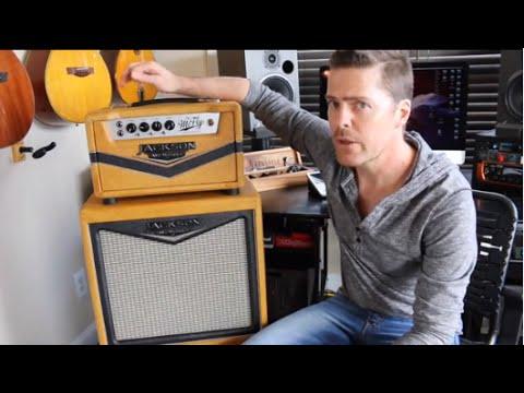 Jackson Ampworks - McFly Demo