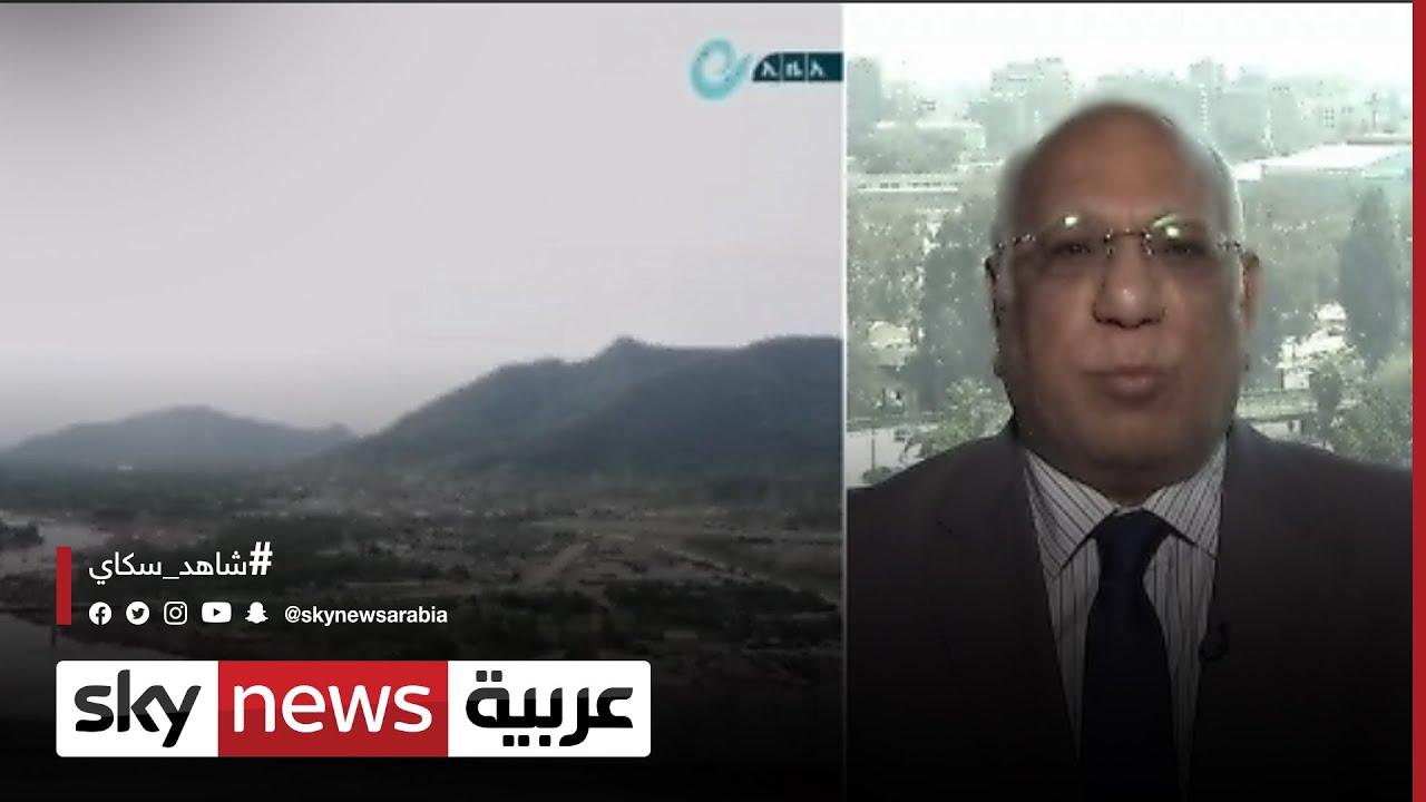 نادر نور الدين: هناك كذب وخداع في التصريحات الإثيوبية لفرض الأمر الواقع  - نشر قبل 4 ساعة