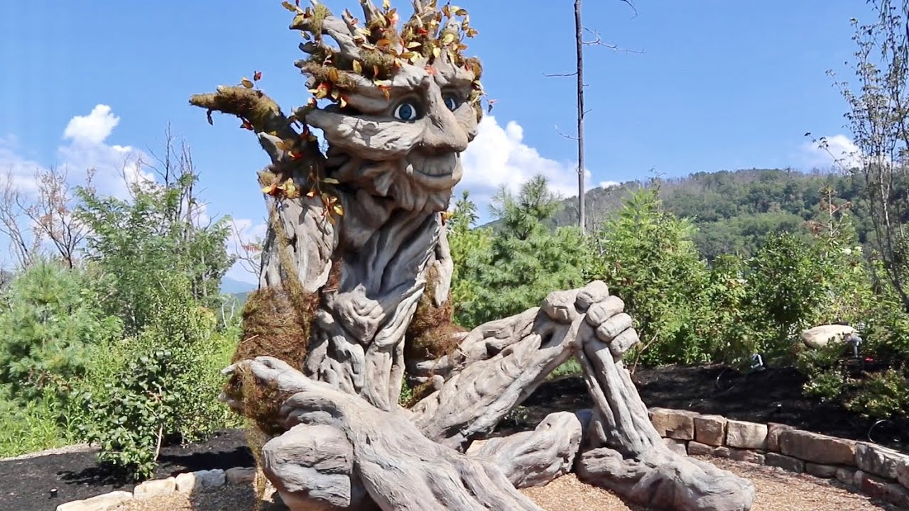 What's NEW at Anakeesta - The Willow Man / Vista Gardens / Bear Venture /  Treehouse Village & MORE