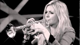 Alison Balsom - J.S. Bach - Concerto for solo keyboard No. 1...