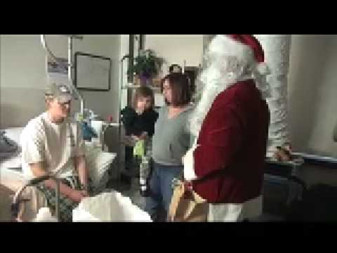Christmas at Walter Reed Army Medical Center