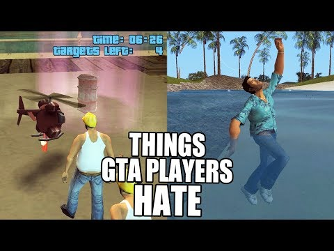 Things Players HATE About GTA Vice City