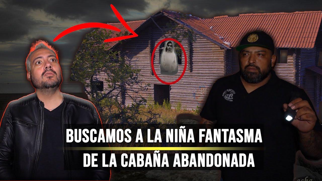 Buscamos a la Niña Fantasma de la Cabaña Abandonada