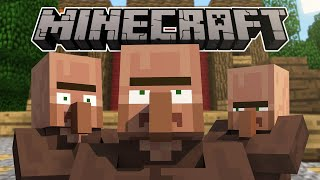 Why Villagers Are Bald - Minecraft