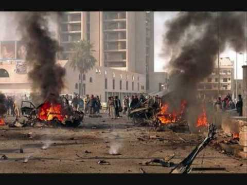 """""""The War in Iraq....another wound in the heart of America"""""""