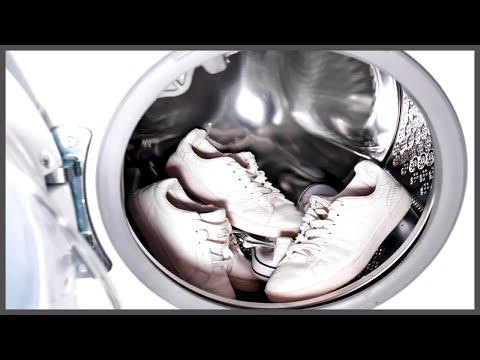 Можно ли стирать кожаные кроссовки