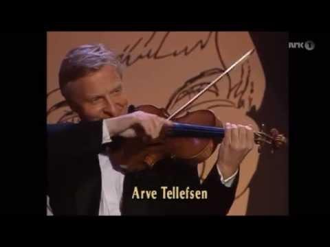 """Arve Tellefsen: """"Czardas"""" (Monti) - 1994"""