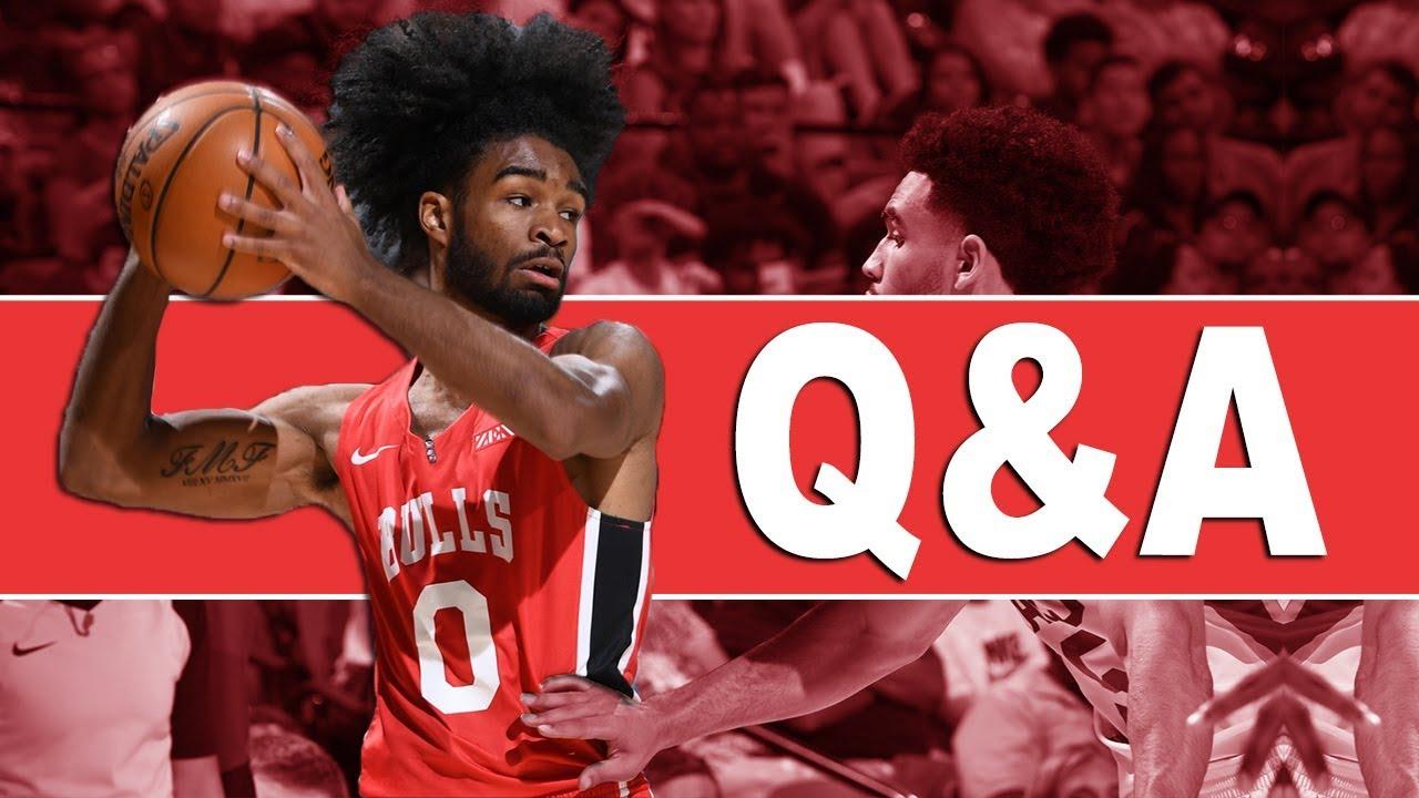 Chicago Bulls Q&A | Latest Chicago Bulls News! Off-Season, Free Agency, NBA  Draft & More!
