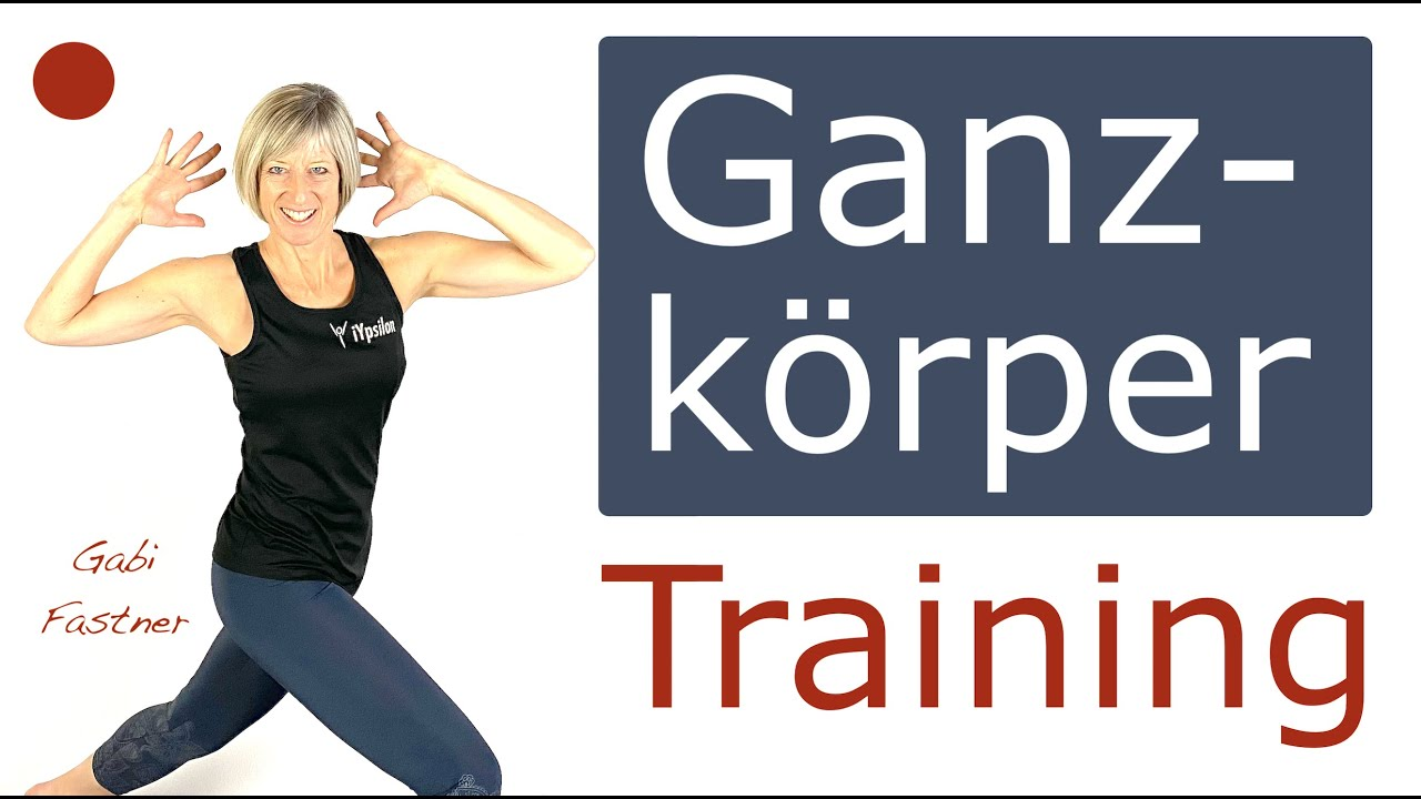 35 Min Ganzkörper Training Ohne Geräte Youtube