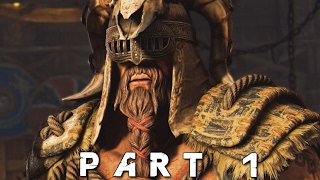 FOR HONOR Viking Campaign Walkthrough Gameplay Part 1 - Raiders