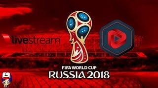 Cara Live Streaming Piala Dunia Rusia 2018 || Maxstream
