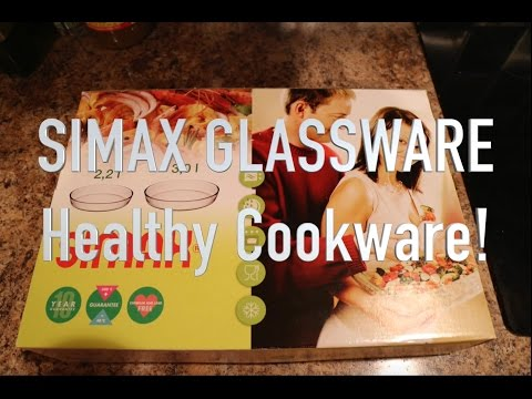 Simax Glassware Healthy Cookware