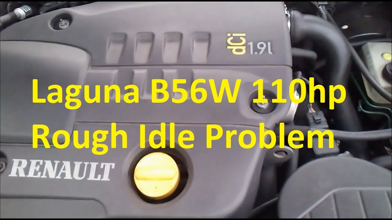 renault laguna 1 1.9dci - rough idle problem (solved!) - youtube, Wiring diagram