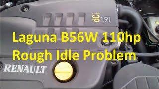 Renault Laguna 1 1.9dCi - rough idle problem (SOLVED!)