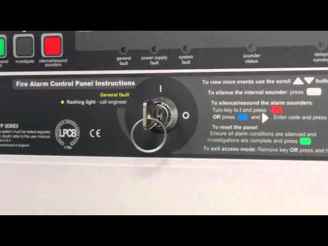 How to set up the coms on the CTEC XFP Panel