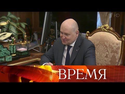 Владимир Путин назначил Михаила Развожаева временно исполняющим обязанности главы Севастополя.