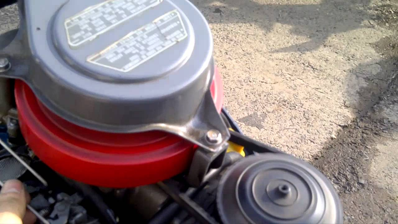 how to start a honda 2.3 outboard