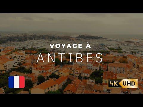 Voyage à Antibes