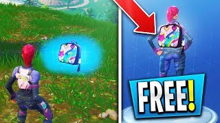 "The TRUTH How To ACTUALLY get the ""Brite Bag"" in Fortnite! (Fortnite SECRET Back Bling)"
