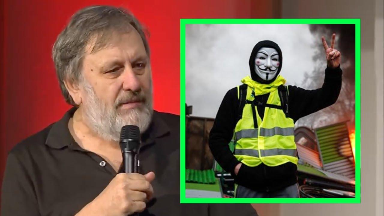 Slavoj Zizek — On the Yellow Vests Movement