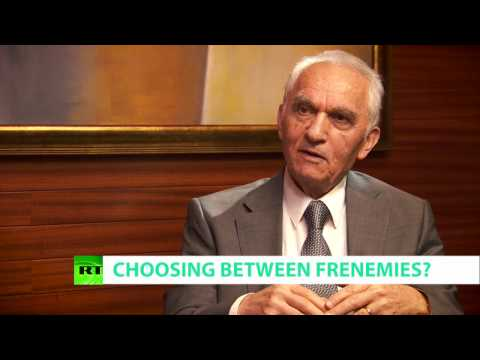 CHOOSING BETWEEN FRENEMIES? Ft. Yasar Yakis, Former Turkish Foreign Minister
