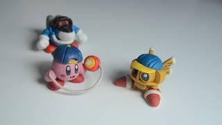 Kirby Sculptures #10: Jet, Yoyo & Wheel
