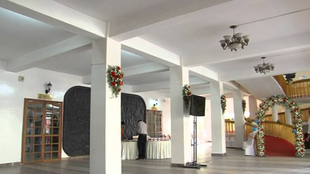 Aj Hall Best Wedding Hall In Cochin Youtube