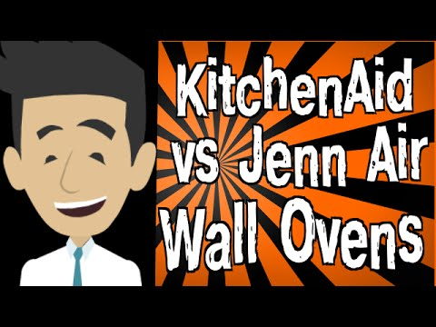 Merveilleux KitchenAid Vs Jenn Air Wall Ovens