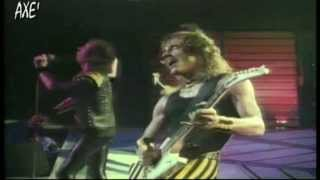 SCORPIONS  [ LOVING YOU SUNDAY MORNING ]   PROMO LIVE VIDEO