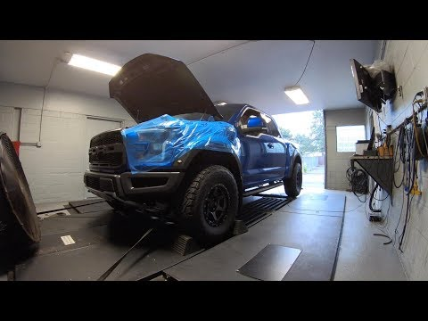 2019 Ford Raptor Tune picks up big hp, earns CARB EO from Livernois Motorsports!