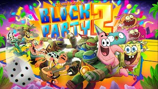 Nickelodeon Block Party 2: Patrick Star on the TMNT Board - Nick Games