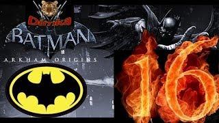 -_- Прохождение игры ^_^ BATMAN ARKHAM ORIGINS - [16 часть] - (Библиотека в пентхаусе)