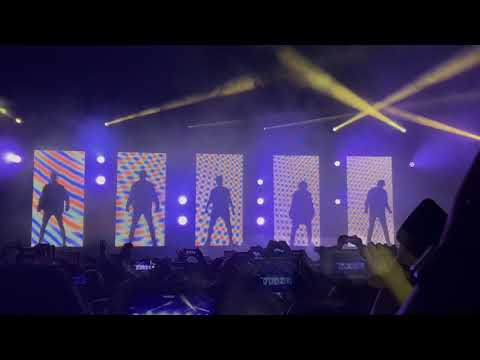 Why Don't We Invitation Tour March 2, 2018