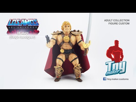 HE-MAN Version Movie (Dolph Lundgren) thumbnail