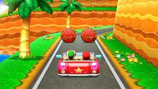 Mario Party The Top 100 MiniGames - Mario Vs Luigi Vs Yoshi Vs Wario (Master Cpu)