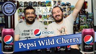 Δοκιμάζουμε Pepsi Wild Cherry!
