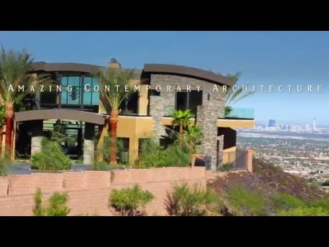 Las Vegas Strip View Lots for Sale at MacDonald Highlands