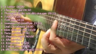 Tuyển tập độc tấu - hòa tấu guitar hay nhất