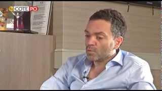 Yann Moix dans La Virgule Flottante