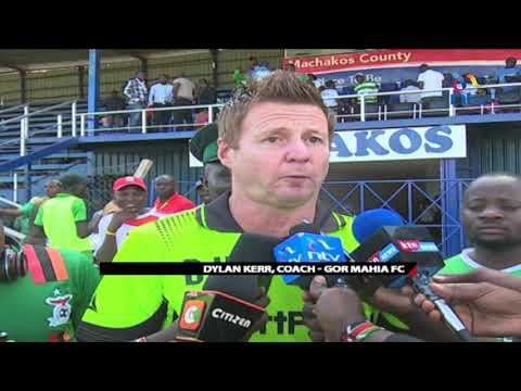 Gor Mahia beats Leones Vegetarianos 2-0 in CAF 1st leg