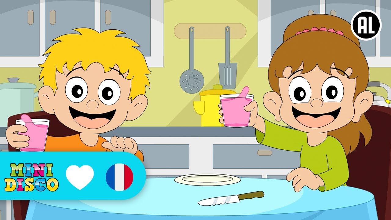 Sur La Table Chansons Pour Enfants Les Comptines Chansons A